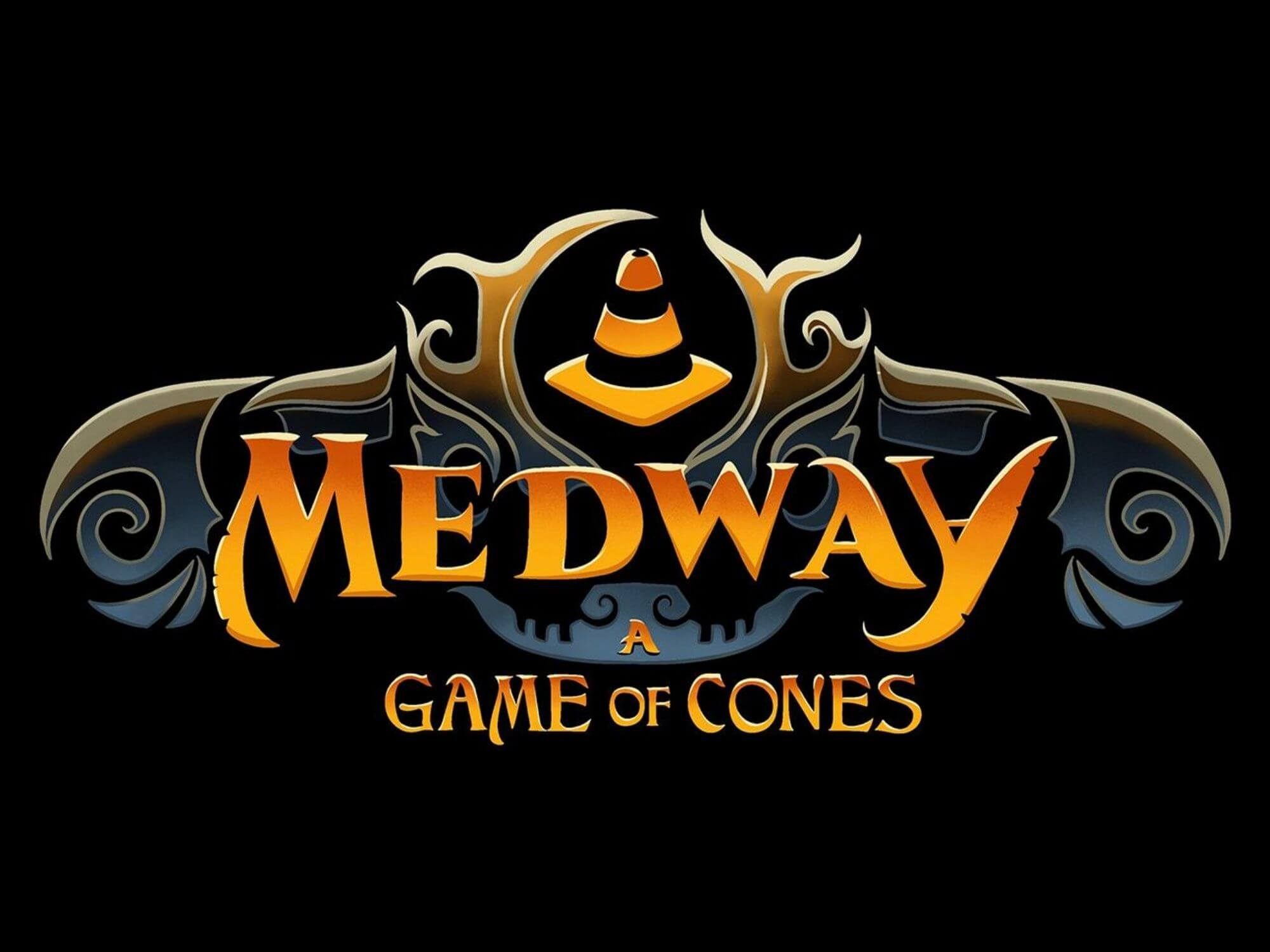 MEDWAY: A Game of Cones by Nick Ashton