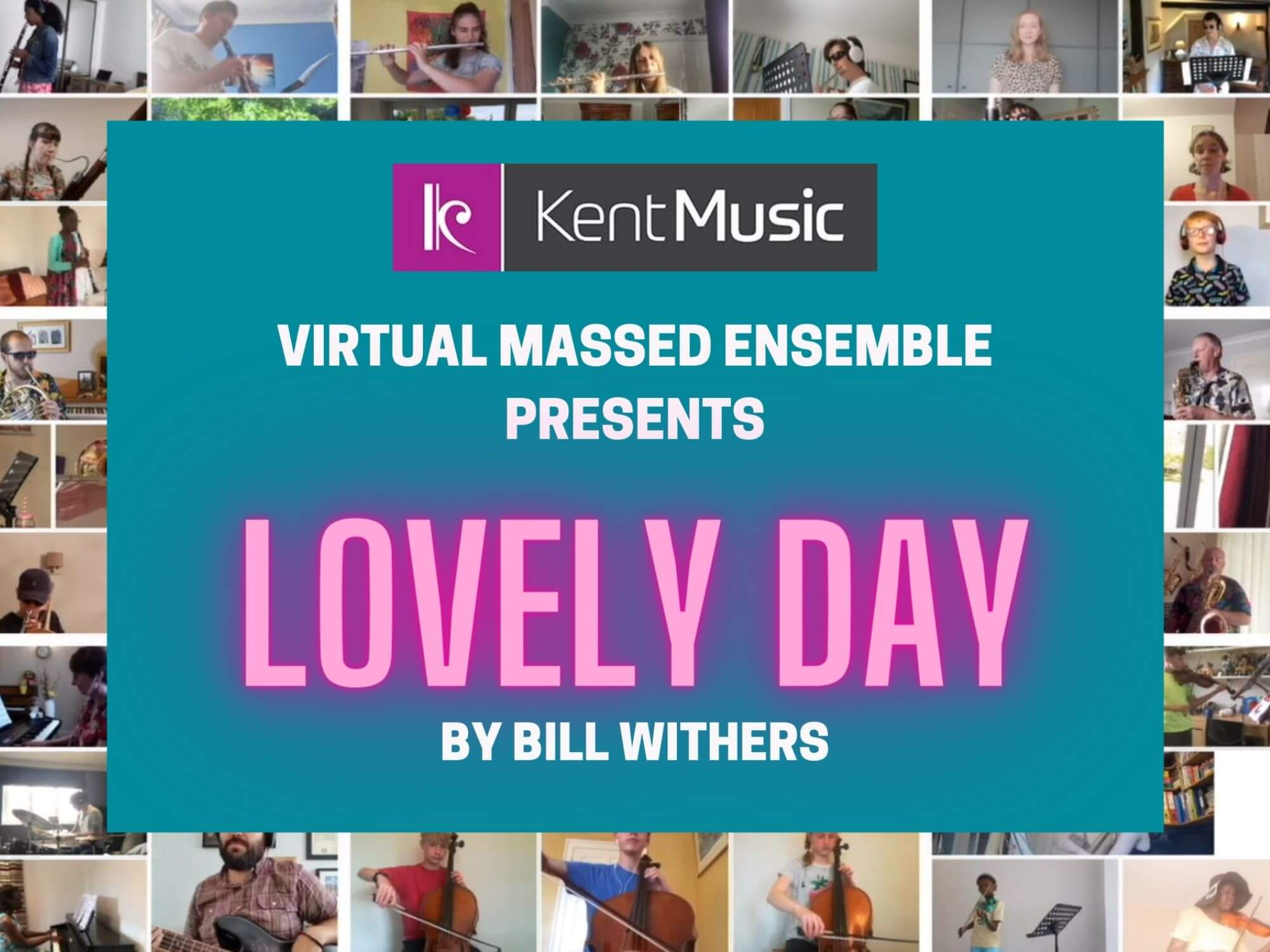 Lovely Day Virtual Ensemble by Kent Music
