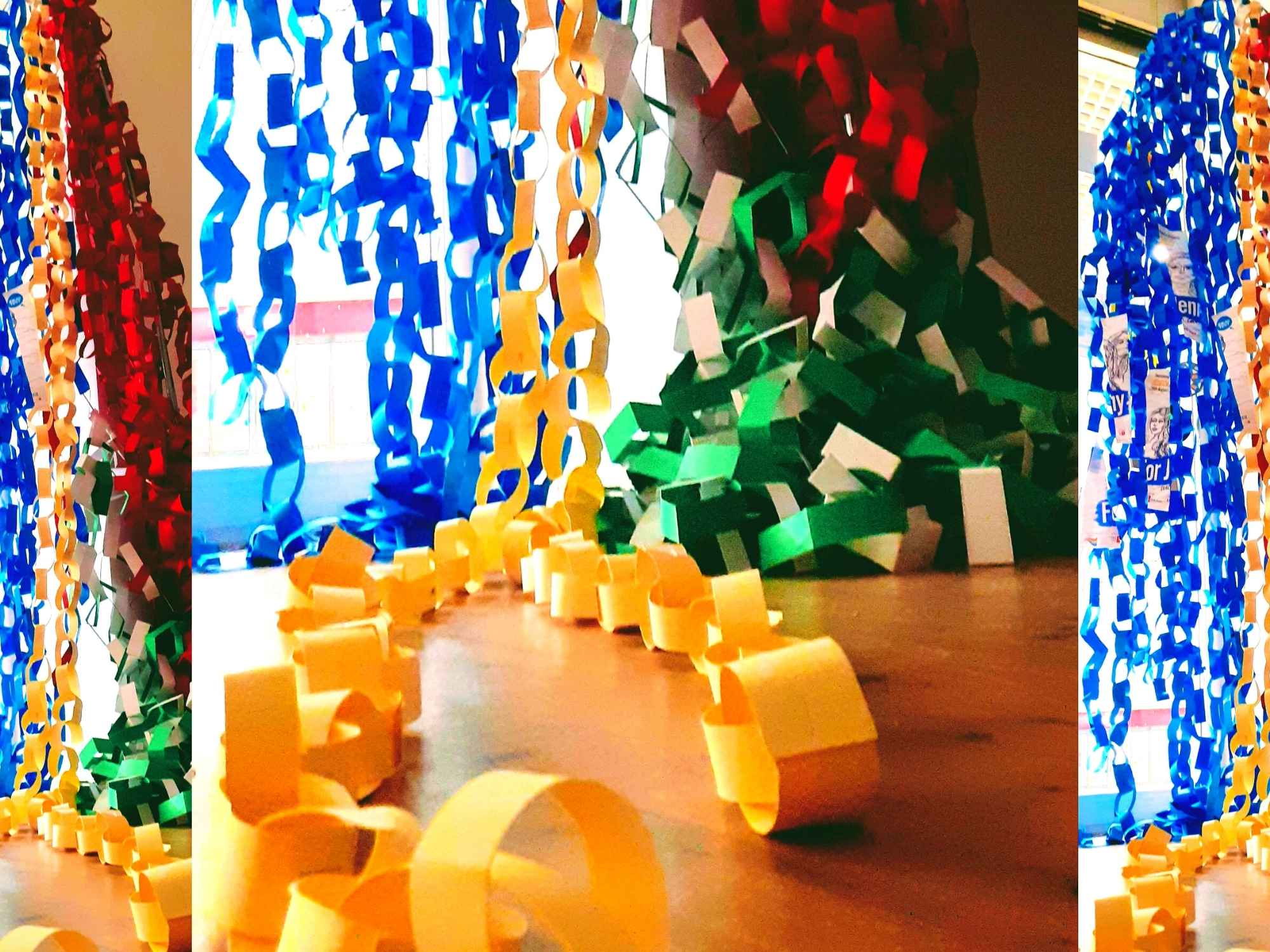 Paper Chains Tree